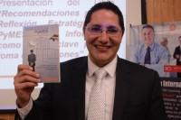 Presenta UDLAP libro de reflexiones estratégicas en PYMES