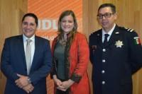 UDLAP presentó el diplomado en Seguridad pública y paz social