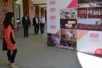 Se inaugura la exposición 75 años UDLAP: Memoria Gráfica