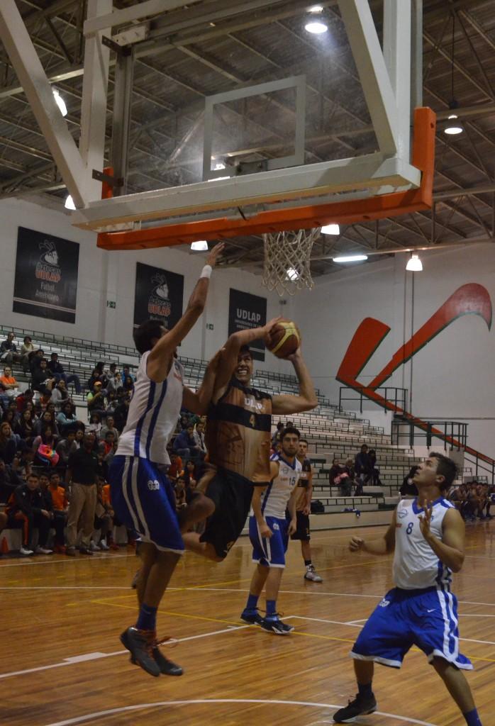 Baloncesto varonil 2015-2