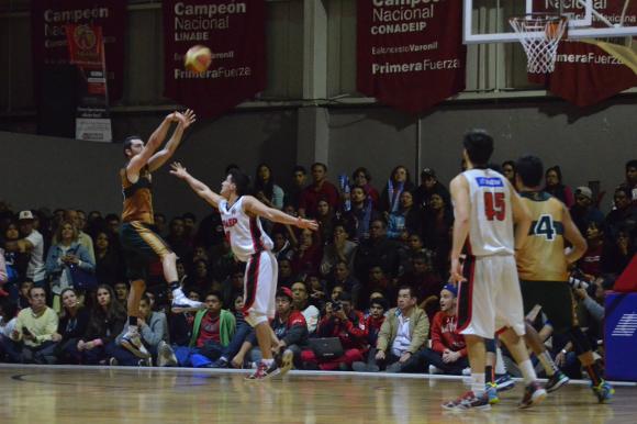 Baloncesto varonil 2015 -2