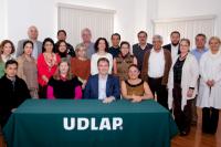 UDLAP imparte taller con profesor de la Universidad de Arizona