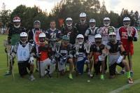 Lacrosse: Agilidad y velocidad en el campo