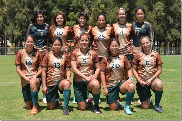 Aztecas debutan con un triunfo en el nacional de futbol femenil
