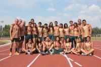 Aztecas de atletismo subcampeones de la CONADEIP