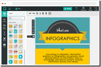 Las Mejores Apps Para Crear Infografías
