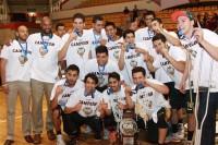 Aztecas UDLAP: Imponentes los nuevos Campeones de la ABE