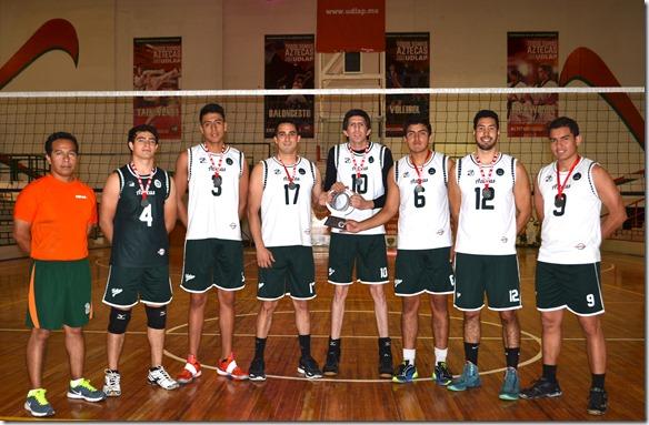 voleibol varonil subcampeones (1)