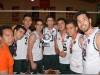 Una hazaña el subcampeonato de la CONADEIP, Aztecas de voleibol
