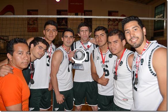 voleibol varonil subcampeones (2)