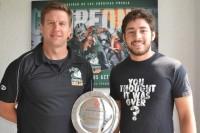 Primer premio para los Aztecas FBA en 2015
