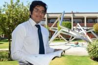 Estudiante de la UDLAP viajará a Estados Unidos para realizar estudio sobre catalizadores