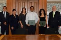 UDLAP firma convenio con colegio del Estado de Veracruz