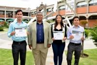 Representantes de la UDLAP obtienen certificación otorgada por la Asociación Mexicana del Asfalto, A.C.