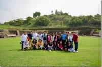 Líderes indígenas a la Universidad de las Américas Puebla
