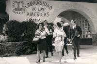 Momentos Históricos UDLAP – 1962