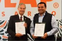 UDLAP signa convenio con la Asociación Nacional de Alcaldes