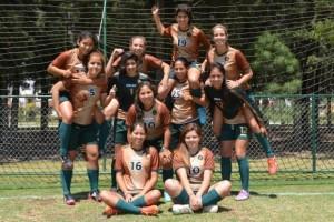 Portera Azteca debuta con la selección en la Universiada Mundial Gwangju 2015