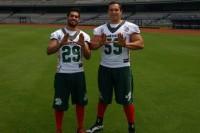 Ex Aztecas de Futbol Americano quieren ser campeones del mundo