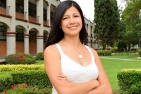 Egresada UDLAP recibe nombramiento CONACYT por investigación