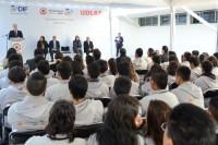 Termina el ciclo escolar 2014-2015 para la Prepa UDLAP-SEDIF