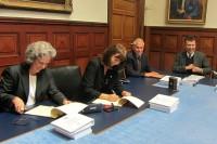 UDLAP firma convenio con instituciones educativas de Irlanda