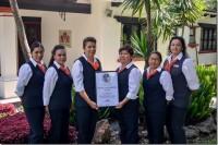 Hostal San Andrés de la UDLAP obtiene renovación del Distintivo H por ofrecer alimentos con excelente calidad