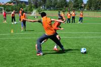 93 niños desarrollaron sus habilidades en Escuelas Aztecas de verano
