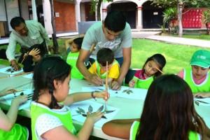 Dio fin el Programa de Verano para niños 2015 de la UDLAP