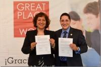 UDLAP y Great Place to Work suman esfuerzos para el desarrollo de líderes más humanos