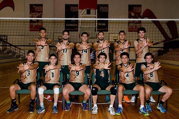 Voleibol varonil 2015 UDLAP