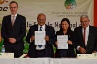 UDLAP y CROC firman convenio de colaboración