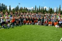 La Tribu Naranja AA cazó a los Lobos BUAP