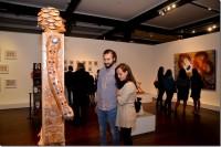 Artesanos y Artistas comparten el mismo espacio en Capilla del Arte UDLAP