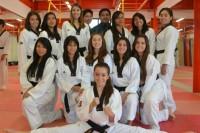 Los Aztecas de taekwondo apuestan por el campeonato de la CONADEIP