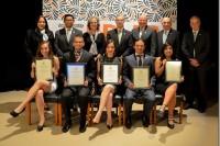 Estudiantes y profesores de la UDLAP reciben medallas Scholar y Compromiso con la Educación