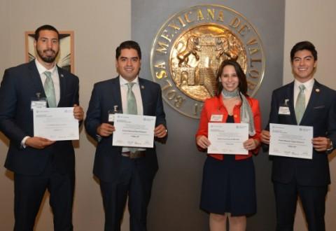 Alumnos UDLAP finalistas del CFA Institute Research Challenge 2015