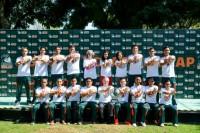 Los primeros Tricampeones de la UDLAP: Aztecas de taekwondo