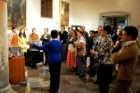 """Biblioteca Franciscana inaugura exposición """"Educación, Ilustración y musas del arte. México, siglo XIX"""""""