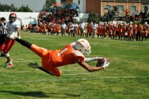 Escuelas Aztecas FBA va en búsqueda de su primer título AA
