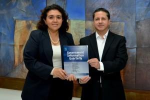 Artículo de académicos de la UDLAP, texto de referencia a nivel internacional