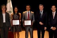 UDLAP y BASF entregan Premio de Química Sustentable