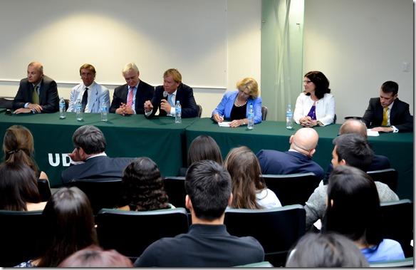 Parlamento Británico dialoga con estudiantes UDLAP