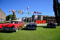 Toda la historia del automovilismo reunida en los jardines de la UDLAP