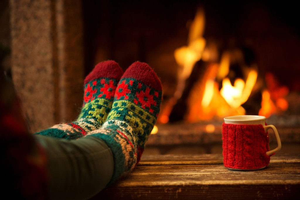 Feet-Up-Relaxing-Xmas