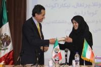 Editorial UDLAP participa en la Feria del Libro de Teherán