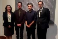 Exposición El Hilo de la Vida del catedrático UDLAP Carlos Arias llega a Oaxaca
