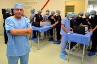 UDLAP centro de capacitación laparoscópica