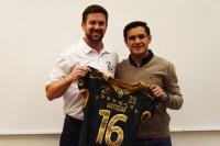 Fabrizzio Giombini – Aztecas UDLAP Clase 2016