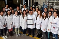 Licenciatura en Ingeniería de Alimentos de la UDLAP recibe re-acreditación otorgada por el CACEI